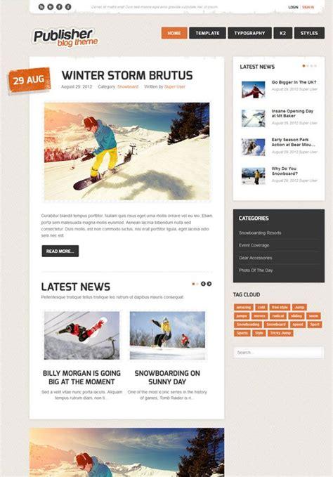 template joomla effortless 355 best premium joomla templates images on pinterest