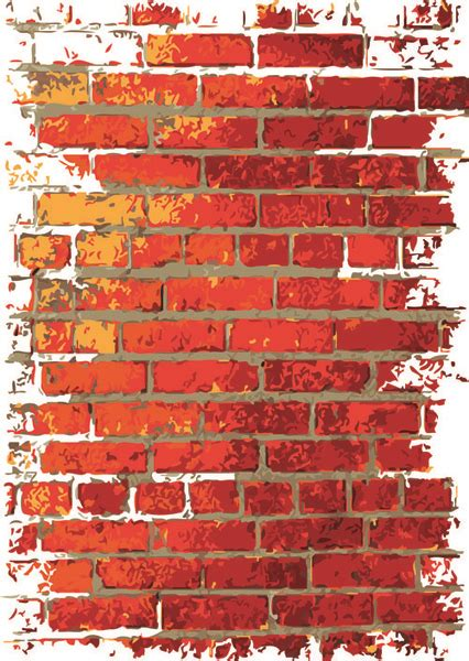wallpaper for walls vector brick wall object backgrounds vector graphics free vector