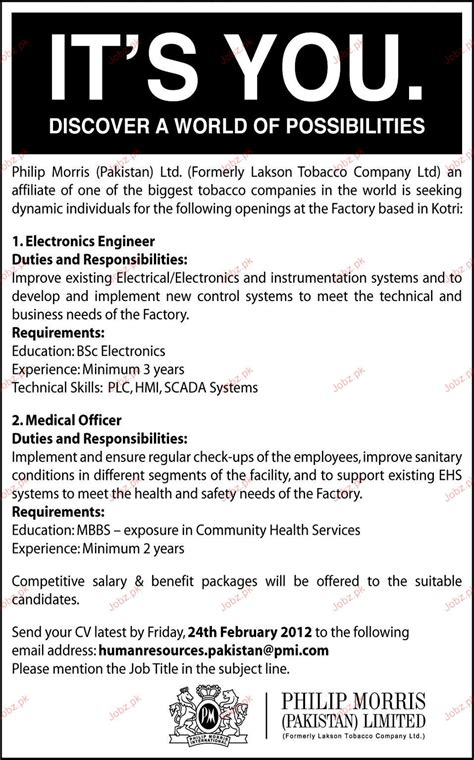 Sample Resume Of A Civil Engineer by Electronics Engineer Medical Officers Job Opportunity