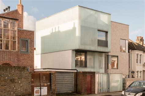 cube house carl turner s ice cube house in brixton goes on sale