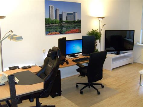 computer room ideas cool and modern computer room decor ideas fancy computer room with simple computer desk and