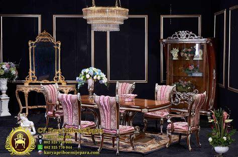 Meja Makan Furniture meja makan mewah barocco