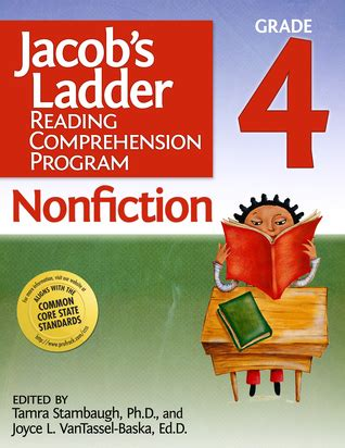 jacob s ladder reading comprehension program grades 6 7 2nd ed books jacob s ladder reading comprehension program nonfiction
