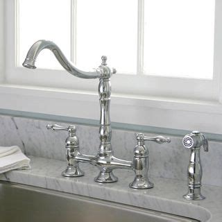 overstock faucets kitchen 28 images heritage chrome chrome heritage kitchen faucet by kingston brass kitchen