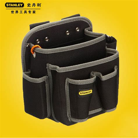 Back Pocket Tool Pouch Leather Belt Loop Organizer Holster Scissor Poc brand stanley 5 pocket tool bag electrician tool pouch holder with belt loop 96 254 23 in tool