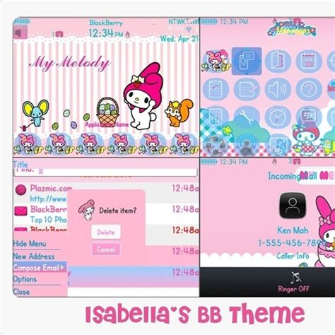 bb curve 8520 themes free download blackberry curve 8520 pink themes