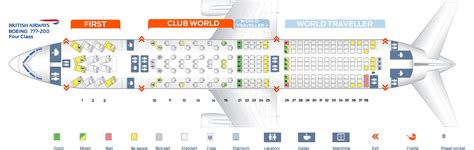 boeing 777 200 seat map my