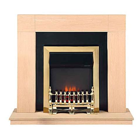 Argos Fireplace arno brass electric from argos electric fires