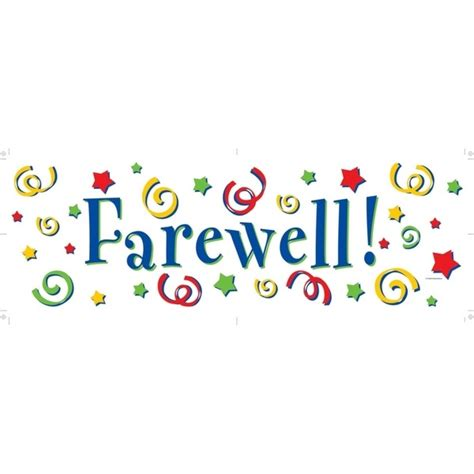 organizing  perfect farewell party