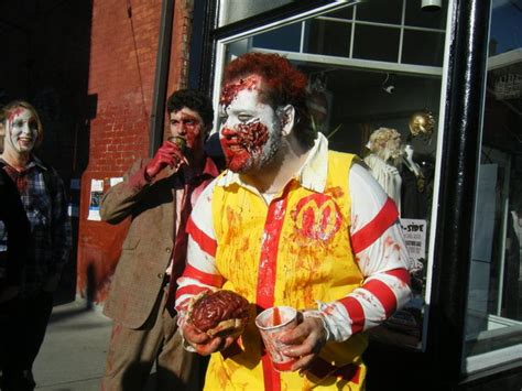 I Think Ronald Mcdonald Should Retire by Ronald Mcdonald Think I Would Prefer To Eat What
