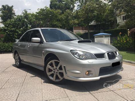 subaru impreza malaysia subaru impreza 2006 wrx 2 0 in selangor manual sedan