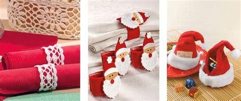 addobbi tavola di natale decorare la tavola di natale tanti addobbi natalizi per