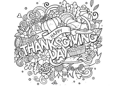 printable coloring pages for adults thanksgiving 23 free thanksgiving coloring pages and activities round