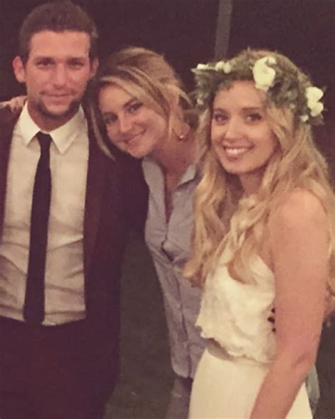 megan park wedding pics secret life reunion daren kagasoff shailene woodley