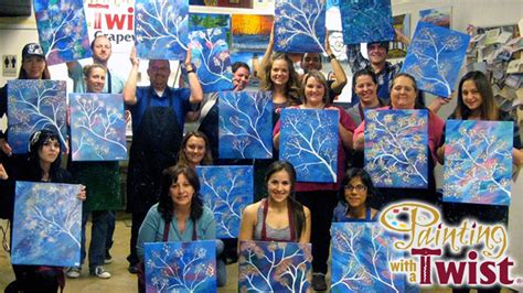 paint with a twist las vegas try your at painting with a twist 171 cbs dallas fort