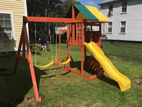 swing sets ma playset assembler swing set installer west brookfield