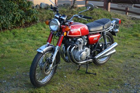 1973 honda cb350 four 2 year only motorcycle lot t243 1973 honda 350f 350 four classic vintage japanese