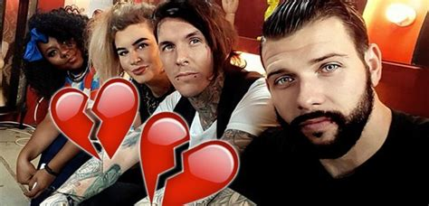 tattoo fixers glen carloss we have heartbreaking news if you re a bit in love with