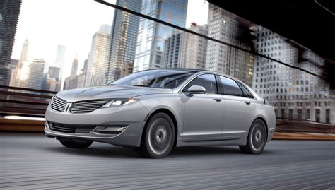 2013 lincoln mkz hybrid at 45 mpg combined by epa