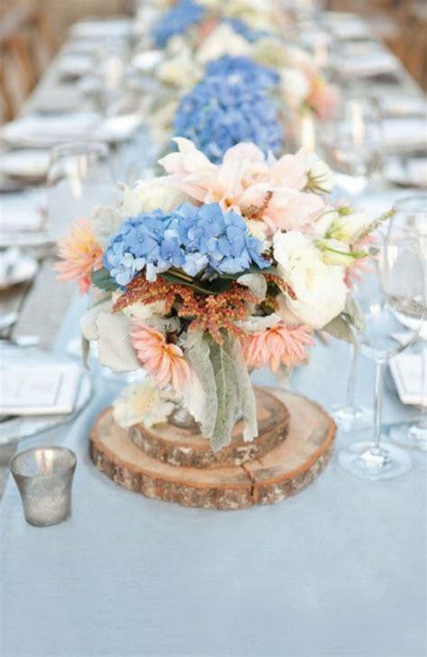 Tischgestaltung Hochzeit by Tischdeko In Blau Faszinierende Ideen