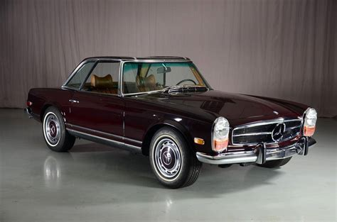 Mercedes Pagoda For Sale by 1971 Mercedes 280sl For Sale 1933404 Hemmings