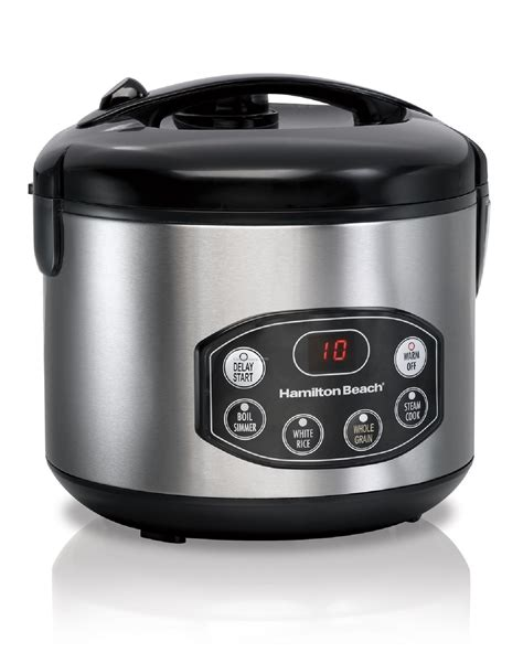 Rice Cooker Digital hamilton rice cookers 12cup digital rice cooker