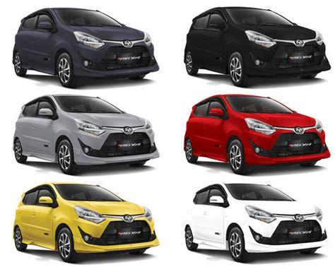 Bantal Sandar Mobil Toyota Agya simulasi kredit toyota agya promo dp harga cicilan murah cermati
