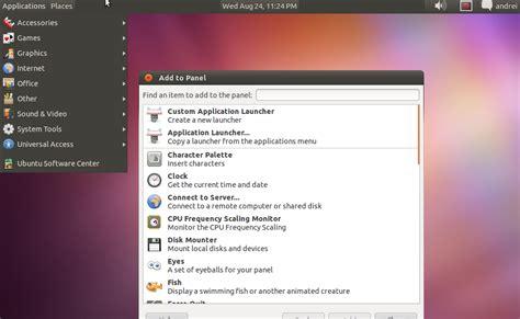 themes gnome classic installing using classic gnome desktop in ubuntu 11 10