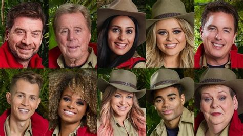 what is im a celebrity about i m a celebrity 2018 line up see this year s celebrities