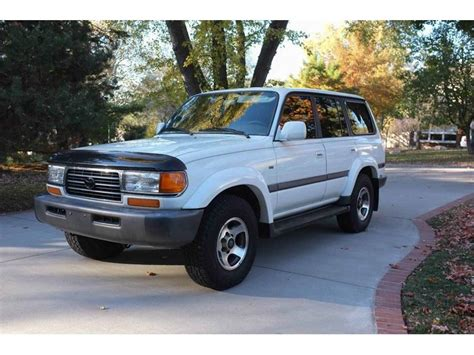 Used Toyota Land Cruiser For Sale By Owner 1997 Toyota Land Cruiser For Sale By Owner In Kansas City