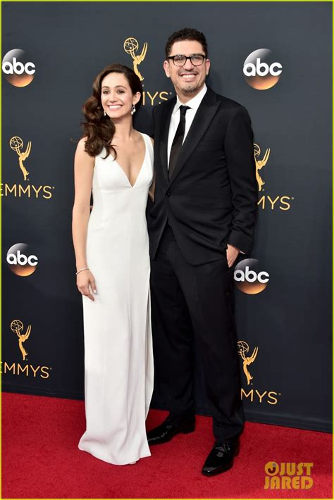 emmy rossum is married to emmy rossum sam esmail getting married this weekend