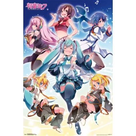Dompet Print Hatsune Miku Vocaloid 1 hatsune miku poster poster print walmart