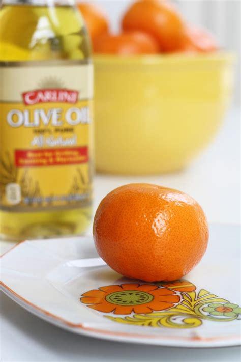 fabbricare candele candele fai da te realizzate con la buccia mandarino