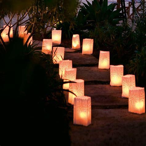 outdoor party lighting ideas how to grow yourselves a night garden garden challenger
