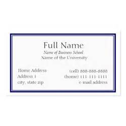 student business cards exles 5 000 student business cards and student business card