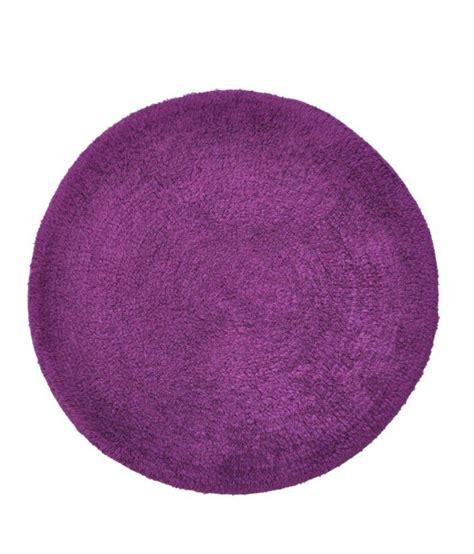 Mat Purple by Mynest Home Solid Bath Mat Purple Buy Mynest Home Solid Bath Mat Purple