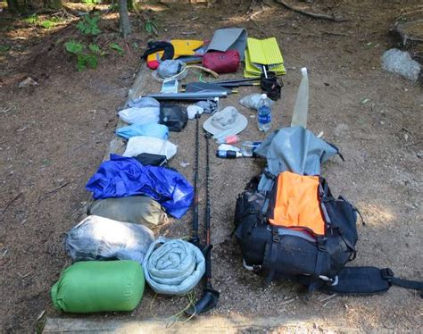 backpacking day pack what should i pack on a 3 day backpacking trip section