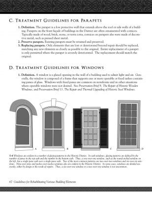 design guidelines waiver committee commission for historical architecture preservation