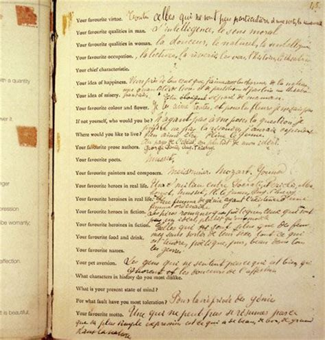 printable proust questionnaire marcel proust fills out a questionnaire in 1890 the