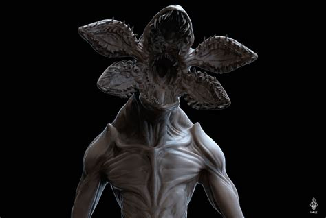 Demogorgon 3d Model