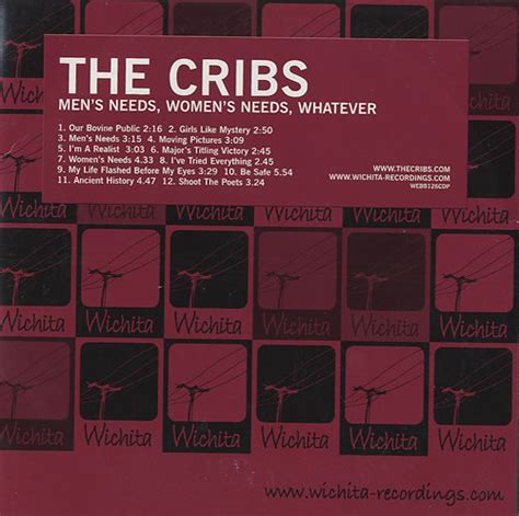cribs s needs s needs whatever records lps