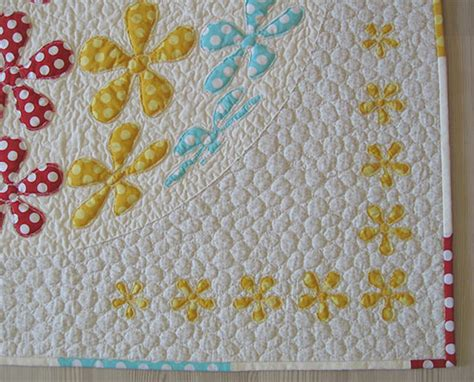 Applique Flower Quilt Patterns by 3d Flower Applique Quilt Pattern 6 Designs Are Included