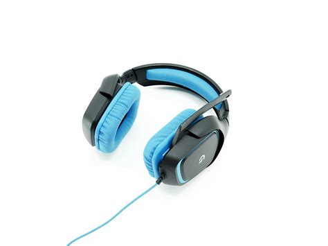 Busa Earcup Earpad Headset Logitech G430 logitech g430 surround sound gaming headset review