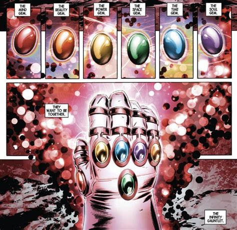 infinity gauntlet is the marvel universe headed toward a time catastrophe