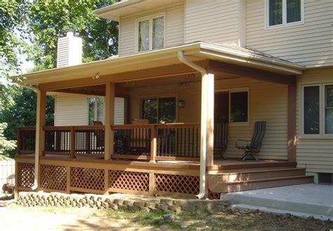 offene veranda веранда на даче как замечательное дополнение к вашему дому