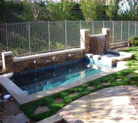 small backyard inground pool design small inground pool design bullyfreeworld