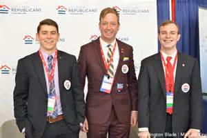 Log Cabin Republicans by Smooth Sailing For Republicans At Cpac