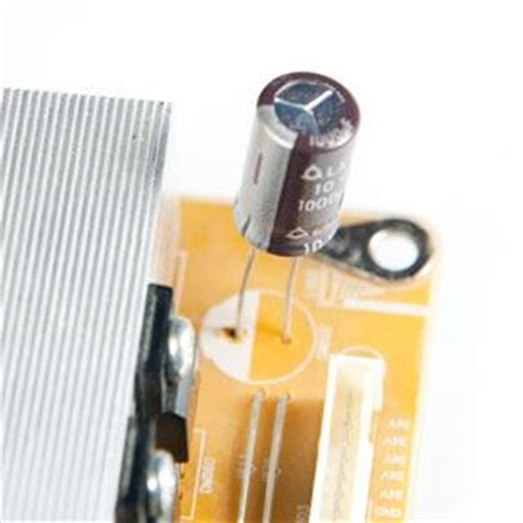 samsung lnt5265fx xaa capacitors electrorepairshop samsung lnt5265fx xaa power supply repair kit