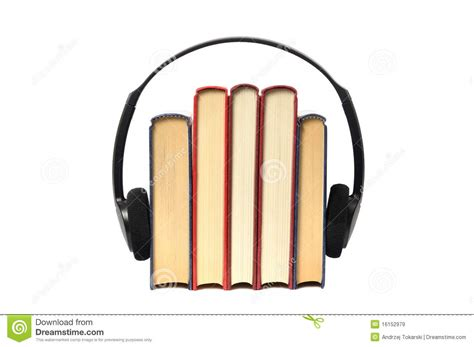 audio picture books audiobooks royalty free stock images image 16152979