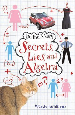 What Did One Math Book Say To The Other Worksheet by Secrets Lies And Algebra Do The Math 1 By Wendy